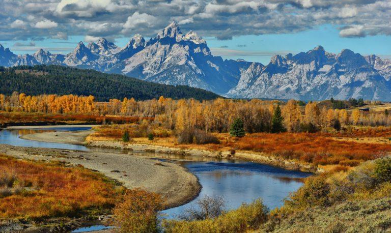 10 Magnifiques sentiers de feuillages d'automne dans la Sierra Nevada