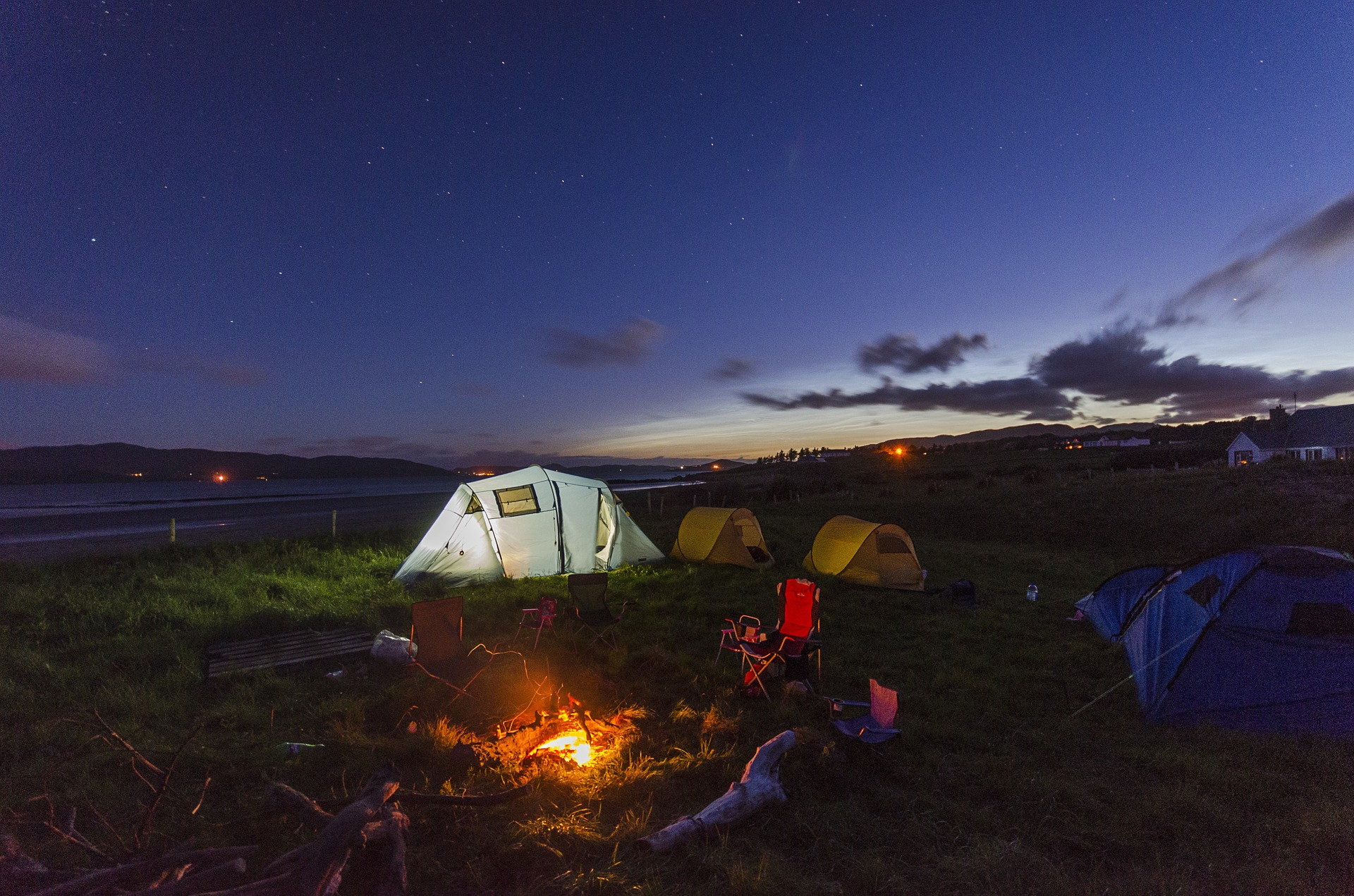 Comment bien dormir en camping