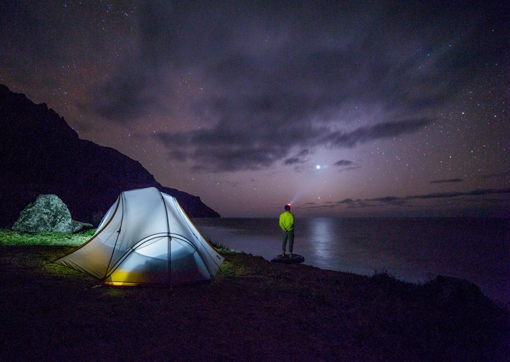 tente, camping