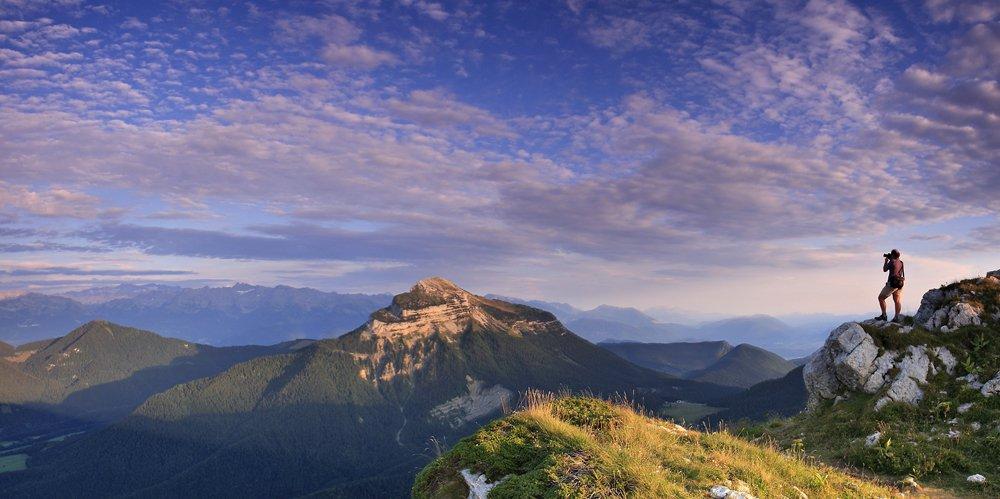 Les montagnes les plus belles pour une randonnée