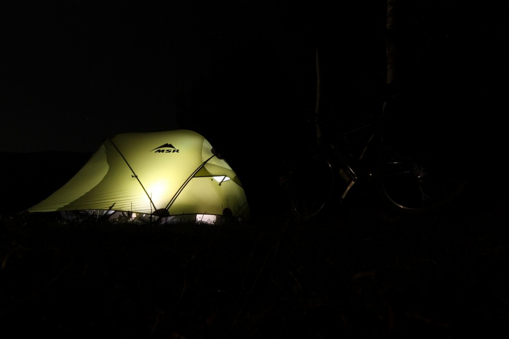 Comment se préparer pour sa première nuit en camping ?