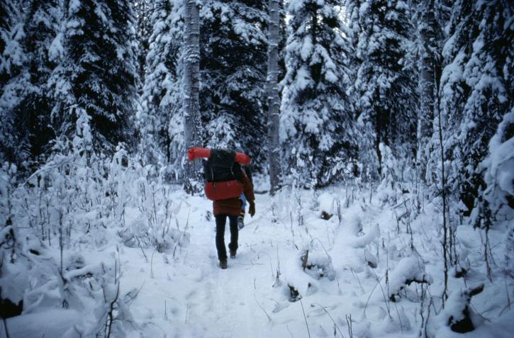 Randonnée en hiver : comment s'y préparer