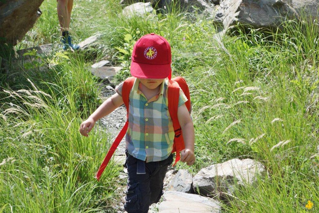 Les mesures à prendre pour une randonnée avec des enfants