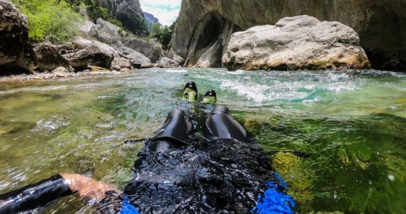 Comment faire de la randonnée aquatique ?